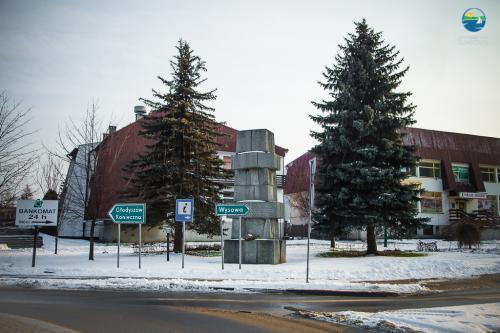 Uście Gorlickie Pomnik